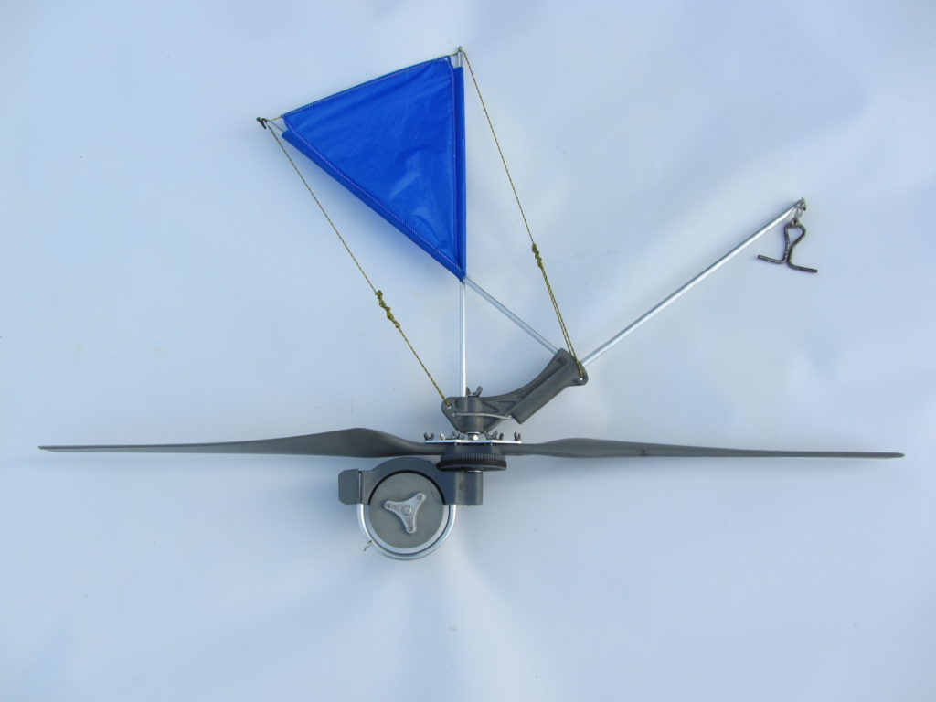 Right view of Kiwee propeller